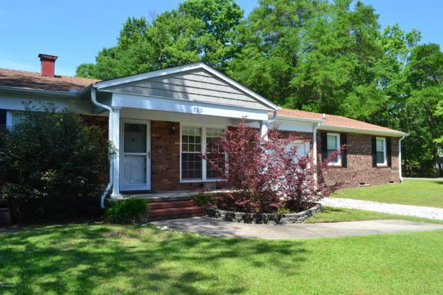 200 Yaupon Drive, Cape Carteret, NC 28584 (MLS #100177418) :: Courtney Carter Homes