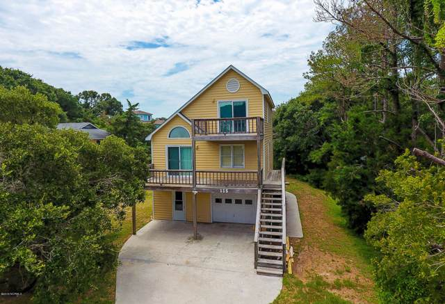 115 Page Place, Emerald Isle, NC 28594 (MLS #100177498) :: RE/MAX Essential