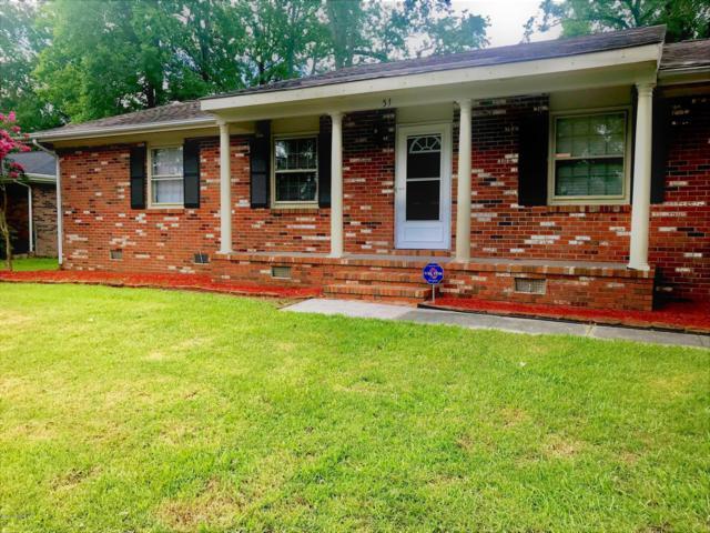 51 Doris Avenue E, Jacksonville, NC 28540 (MLS #100177758) :: The Oceanaire Realty