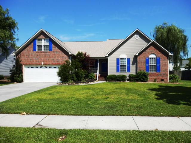 122 New Castle Drive, Jacksonville, NC 28540 (MLS #100177774) :: Berkshire Hathaway HomeServices Hometown, REALTORS®