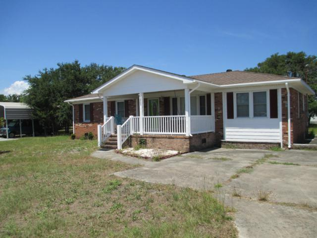 213 Diamond City Drive, Harkers Island, NC 28531 (MLS #100177800) :: Vance Young and Associates