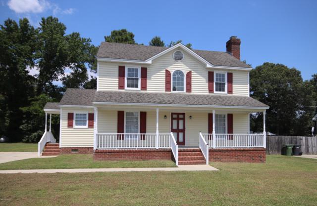 5317 Castlewood Drive, Wilson, NC 27893 (MLS #100177939) :: CENTURY 21 Sweyer & Associates