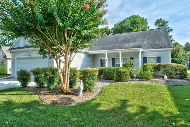 844 Sandpiper Bay Drive SW, Sunset Beach, NC 28468 (MLS #100177941) :: Courtney Carter Homes