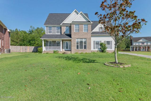 115 Pleasant Court, Jacksonville, NC 28540 (MLS #100178039) :: Coldwell Banker Sea Coast Advantage