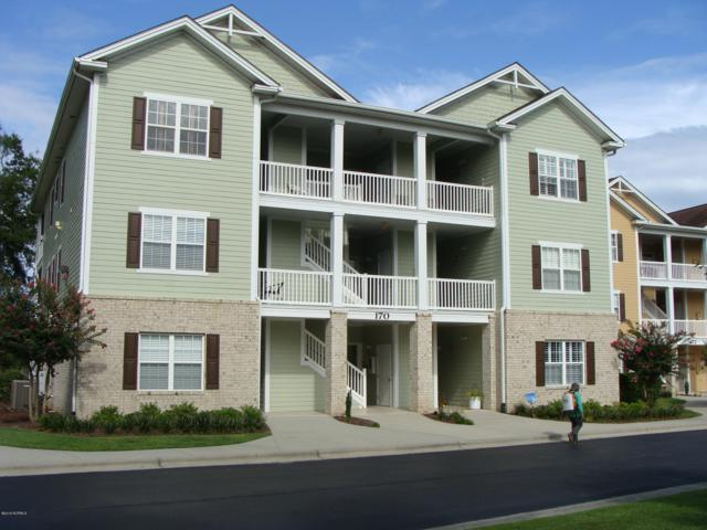 170 Clubhouse Road #6, Sunset Beach, NC 28468 (MLS #100178047) :: Courtney Carter Homes