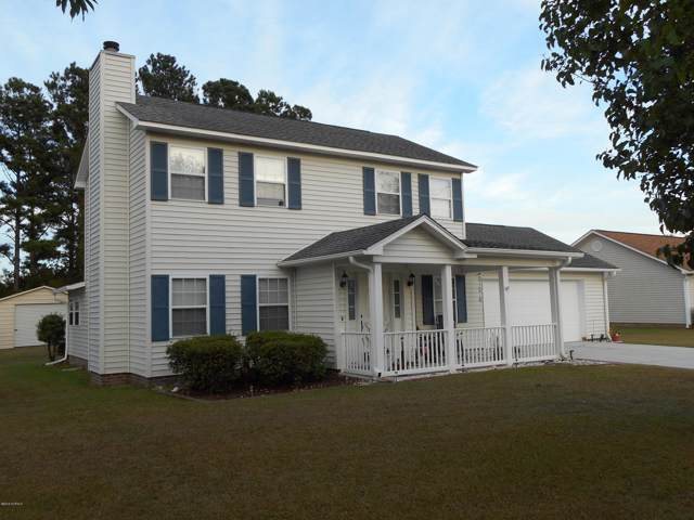 1633 New Bern Street, Newport, NC 28570 (MLS #100178143) :: RE/MAX Elite Realty Group