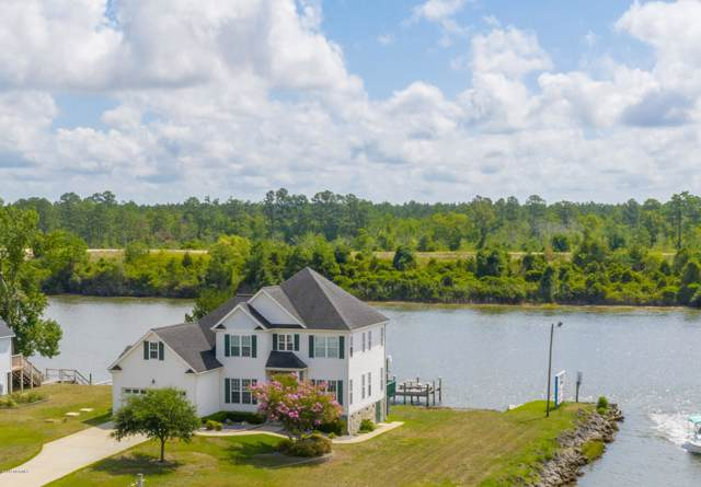 730 Sea Gate Drive, Newport, NC 28570 (MLS #100178182) :: RE/MAX Elite Realty Group