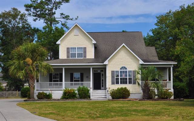 108 Deerfield Court, Cedar Point, NC 28584 (MLS #100178204) :: Century 21 Sweyer & Associates