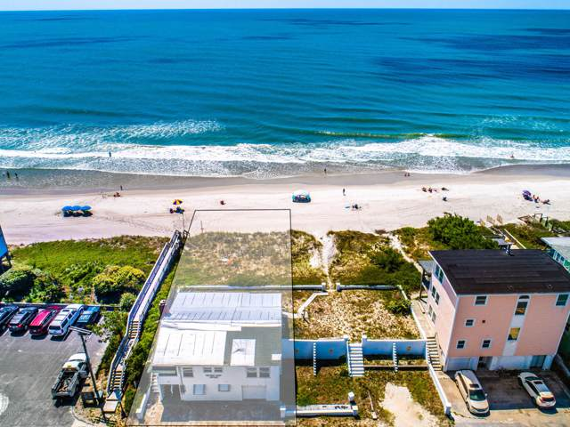 1001 N Anderson Boulevard, Topsail Beach, NC 28445 (MLS #100178281) :: Vance Young and Associates
