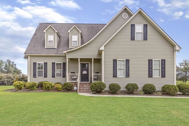 2520 Lance Drive, Greenville, NC 27858 (MLS #100178305) :: Courtney Carter Homes