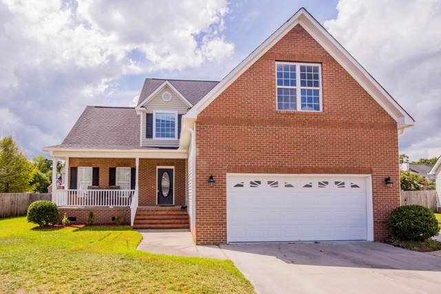 118 New Castle Drive, Jacksonville, NC 28540 (MLS #100178337) :: Berkshire Hathaway HomeServices Hometown, REALTORS®