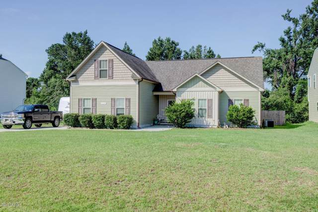 137 Backfield Place, Jacksonville, NC 28540 (MLS #100178344) :: The Oceanaire Realty