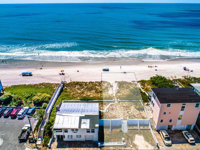 1003 N Anderson Boulevard, Topsail Beach, NC 28445 (MLS #100178382) :: Vance Young and Associates