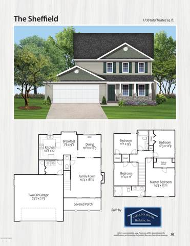 305 Ridge Land Court, Maysville, NC 28555 (MLS #100178383) :: Courtney Carter Homes