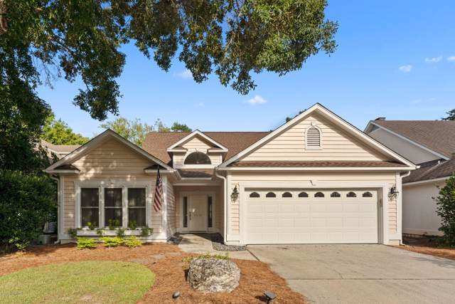 8610 Hammock Dunes Drive, Wilmington, NC 28411 (MLS #100178455) :: RE/MAX Essential