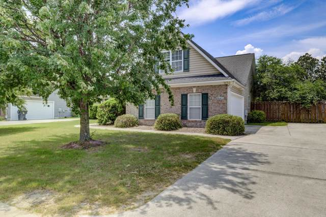 8641 Plantation Landing Drive, Wilmington, NC 28411 (MLS #100178478) :: The Keith Beatty Team