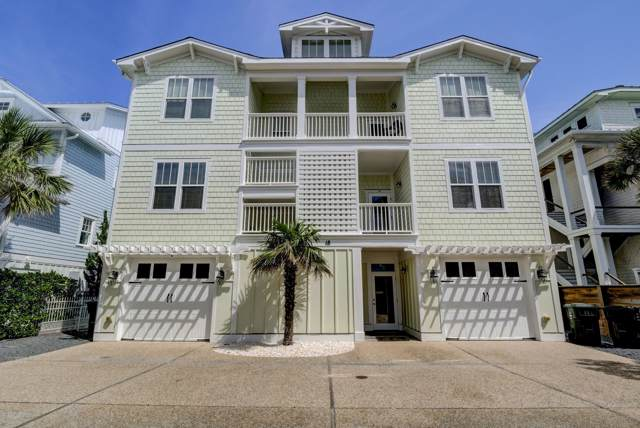 18 Sandpiper Street Unit A, Wrightsville Beach, NC 28480 (MLS #100178509) :: Vance Young and Associates