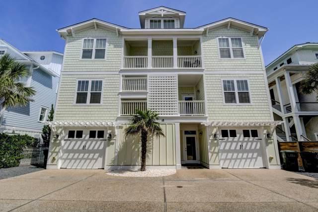 18 Sandpiper Street Unit A, Wrightsville Beach, NC 28480 (MLS #100178509) :: Century 21 Sweyer & Associates