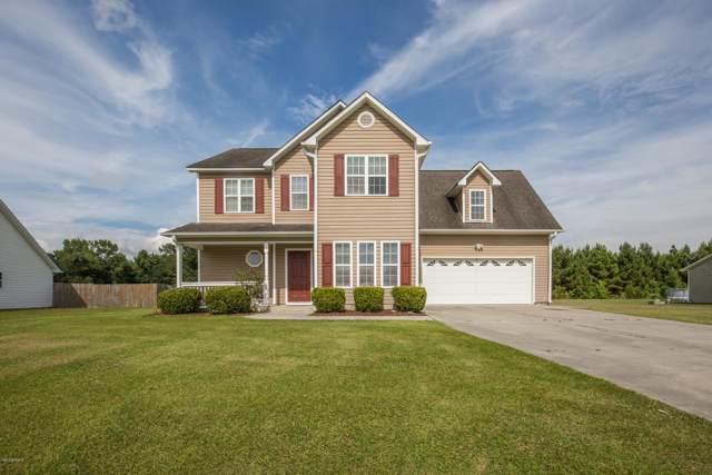 127 Spring Leaf Lane, Jacksonville, NC 28540 (MLS #100178576) :: Courtney Carter Homes