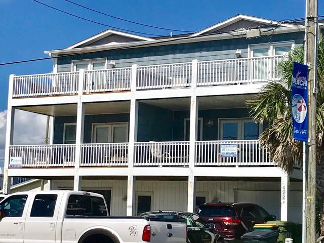 422 S Fort Fisher Boulevard S A, Kure Beach, NC 28449 (MLS #100178688) :: RE/MAX Essential