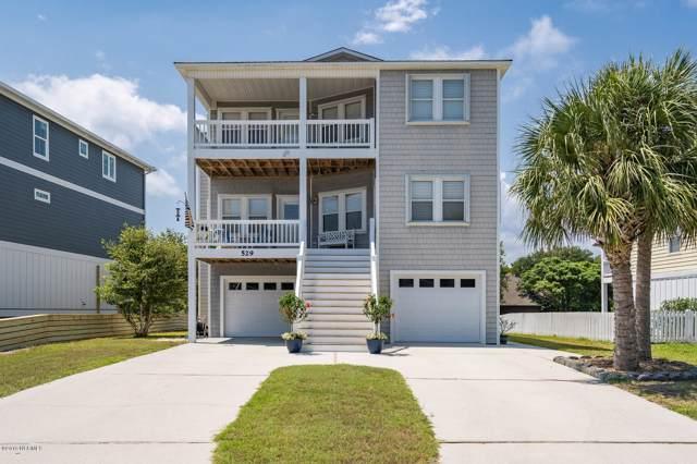 529 Anchor Way, Kure Beach, NC 28449 (MLS #100178761) :: Century 21 Sweyer & Associates