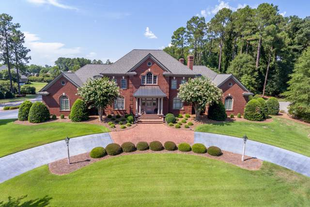 3402 Belle Meade Drive NW, Wilson, NC 27896 (MLS #100178783) :: The Oceanaire Realty