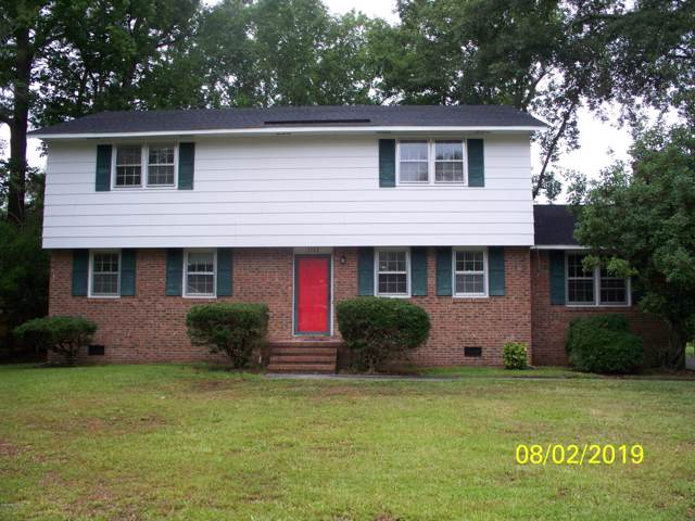 1303 Clifton Road, Jacksonville, NC 28540 (MLS #100178792) :: Berkshire Hathaway HomeServices Hometown, REALTORS®