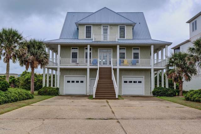 4 Sailview Drive, North Topsail Beach, NC 28460 (MLS #100178852) :: Donna & Team New Bern
