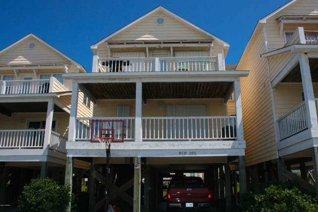 818 N New River Drive #102, Surf City, NC 28445 (MLS #100178865) :: Courtney Carter Homes
