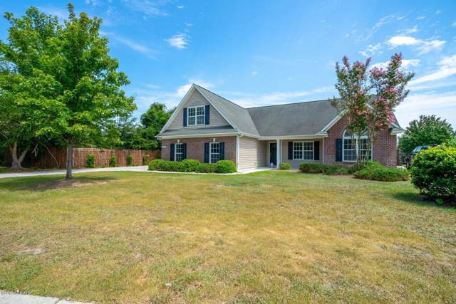 8632 Plantation Landing Drive, Wilmington, NC 28411 (MLS #100178873) :: The Keith Beatty Team
