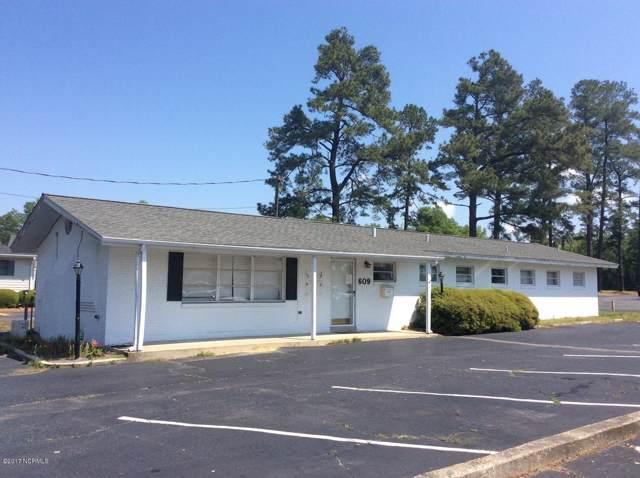 609 Jefferson Street, Whiteville, NC 28472 (MLS #100178903) :: Century 21 Sweyer & Associates