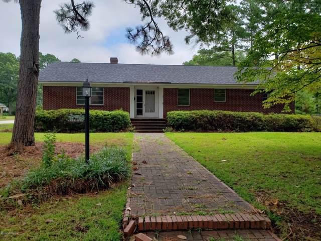 1106 Branch Street NW, Wilson, NC 27893 (MLS #100178950) :: Century 21 Sweyer & Associates
