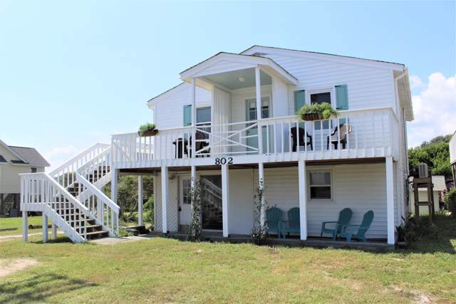 802 N Anderson Boulevard, Topsail Beach, NC 28445 (MLS #100179057) :: Vance Young and Associates