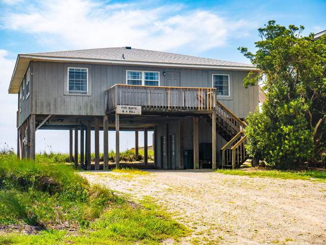 603 N Anderson Boulevard, Topsail Beach, NC 28445 (MLS #100179091) :: Vance Young and Associates