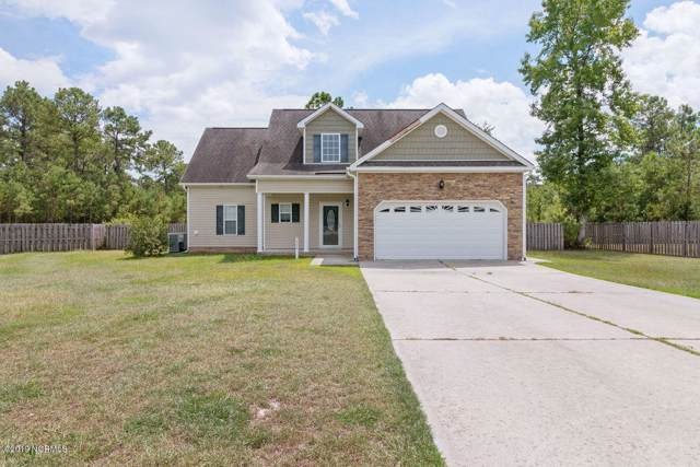 302 Squire Court, Jacksonville, NC 28540 (MLS #100179092) :: Castro Real Estate Team