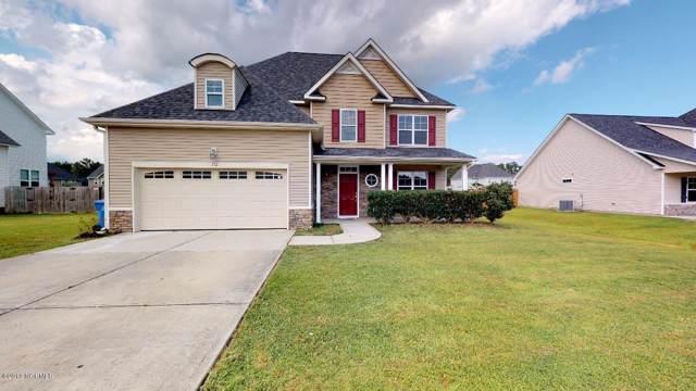 112 Hills Lorough Loop, Jacksonville, NC 28546 (MLS #100179140) :: Century 21 Sweyer & Associates