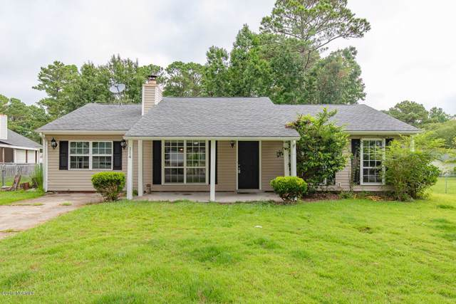 114 Wedgewood Drive, Jacksonville, NC 28546 (MLS #100179229) :: Courtney Carter Homes