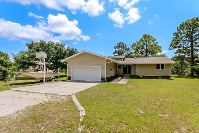 132 Quailwood Circle, Cape Carteret, NC 28584 (MLS #100179238) :: Courtney Carter Homes