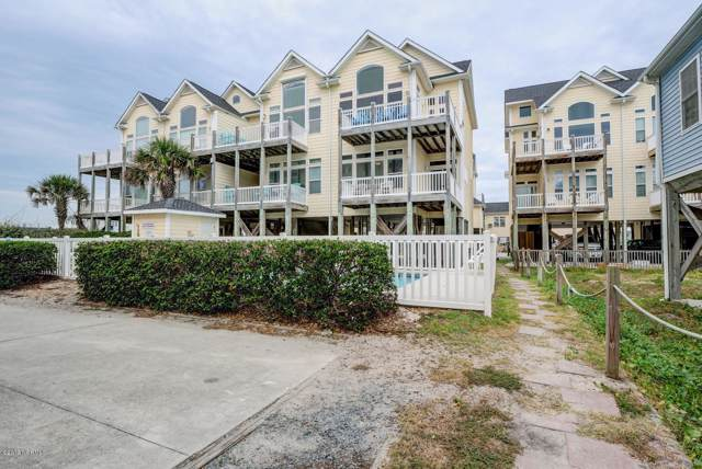1701 N Shore Drive H, Surf City, NC 28445 (MLS #100179241) :: Courtney Carter Homes