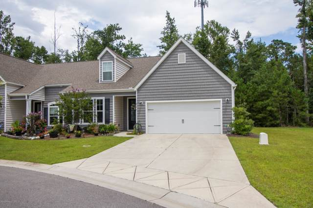 616 Cambeck Drive SE #5, Leland, NC 28451 (MLS #100179260) :: The Keith Beatty Team