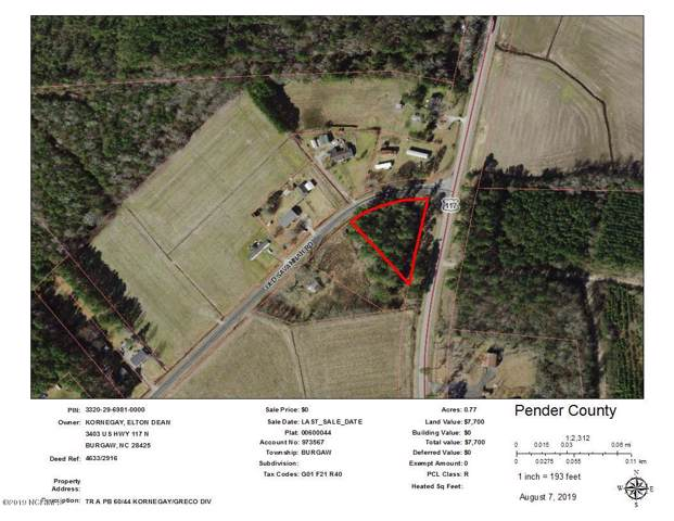 0 Old Savannah Road, Burgaw, NC 28425 (MLS #100179265) :: Century 21 Sweyer & Associates
