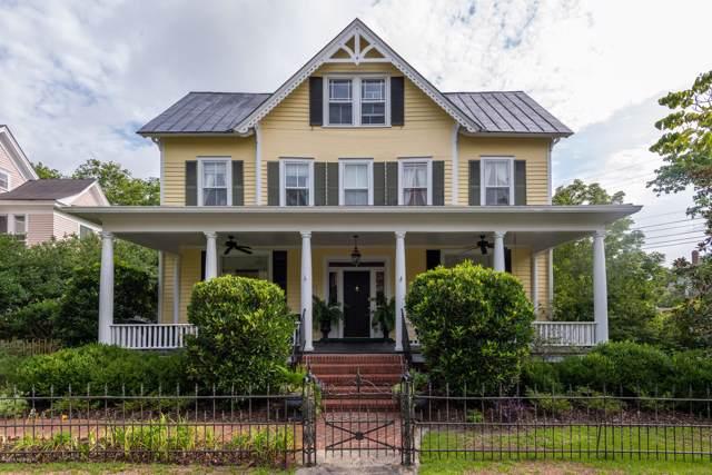 304 Johnson Street, New Bern, NC 28560 (MLS #100179275) :: Century 21 Sweyer & Associates