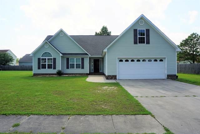205 Macdonald Boulevard, Havelock, NC 28532 (MLS #100179340) :: Century 21 Sweyer & Associates