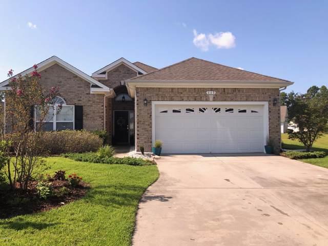 117 Barn Owl Court, Carolina Shores, NC 28467 (MLS #100179363) :: Courtney Carter Homes