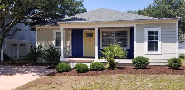 126 S 6th Avenue, Kure Beach, NC 28449 (MLS #100179387) :: Century 21 Sweyer & Associates