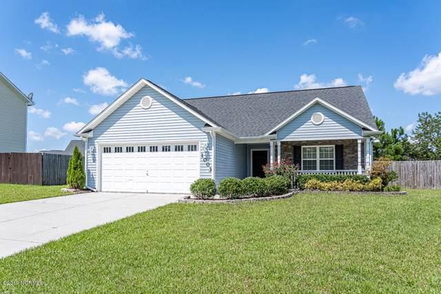 1003 Hollyfield Court, Jacksonville, NC 28546 (MLS #100179463) :: Century 21 Sweyer & Associates