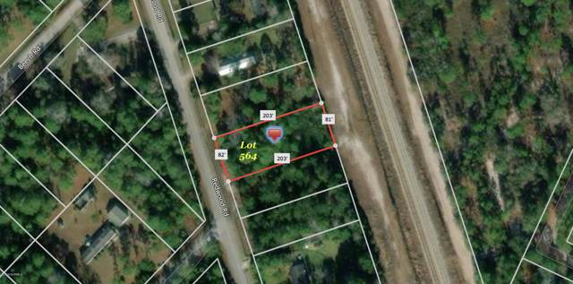 4 Lots Redwood Road, Southport, NC 28461 (MLS #100179467) :: RE/MAX Elite Realty Group