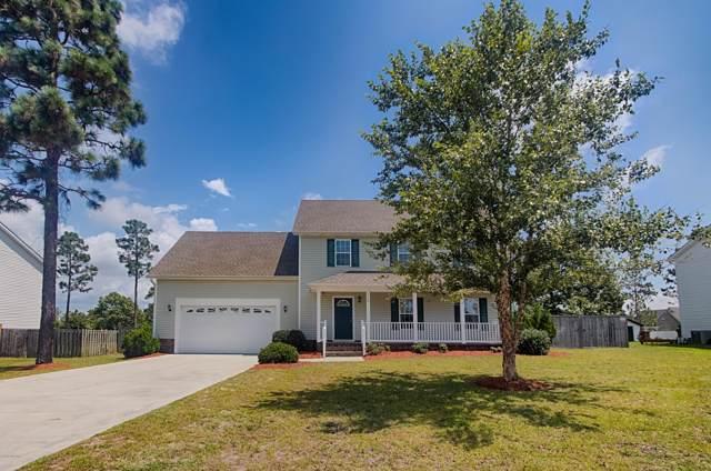 110 Tifton Circle, Cape Carteret, NC 28584 (MLS #100179501) :: Courtney Carter Homes