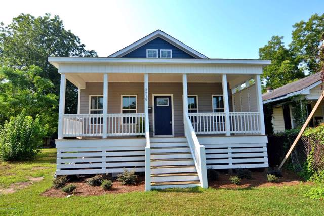 2218 Barnett Avenue, Wilmington, NC 28403 (MLS #100179519) :: David Cummings Real Estate Team