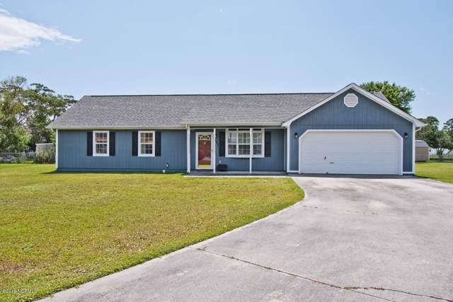 327 Foxridge Lane, Hubert, NC 28539 (MLS #100179543) :: Donna & Team New Bern